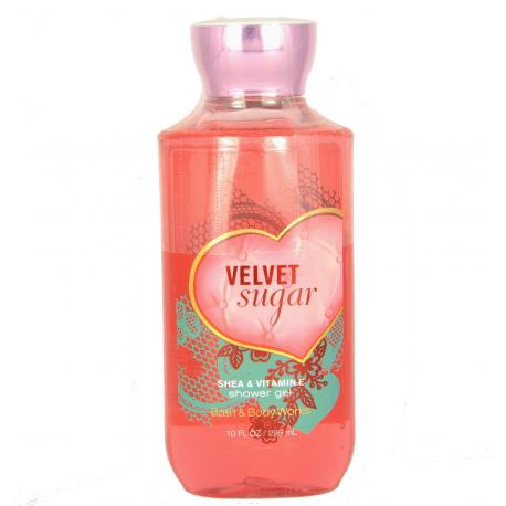 Gel douche VELVET SUGAR Bath and Body Works