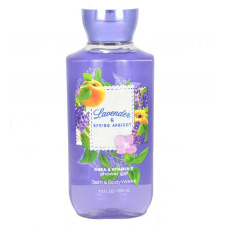 Gel douche LAVENDER & SPRING APRICOT Bath and Body Works