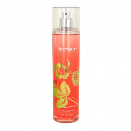 Brume parfumée PEARBERRY Bath and Body Works Body Mist US