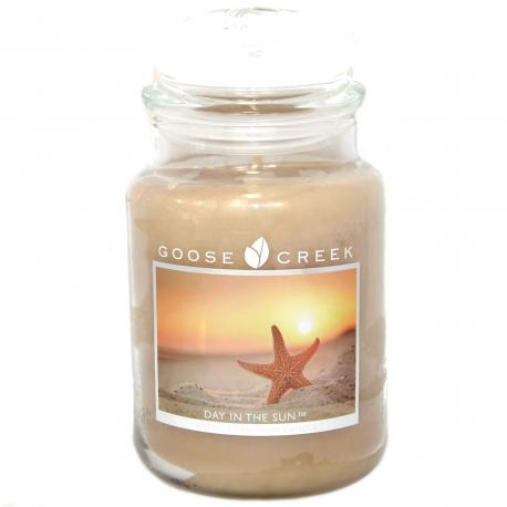 Grande Jarre 2 mèches DAY IN THE SUN Goose Creek Candle