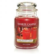 Grande Jarre POMEGRANATE CIDER Yankee Candle large jar US USA
