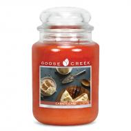 Bougie Grande Jarre 2 mèches CARROT CAKE Goose Creek Candle