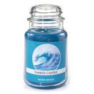 Bougie parfumée Grande Jarre WARM WAVES Yankee Candle exclu US USA