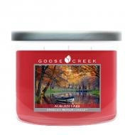 Bougie parfumée Tumbler 3 mèches AUBURN LAKE Goose Creek Candle US USA