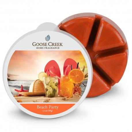 Cire parfumée BEACH PARTY Goose Creek Candle