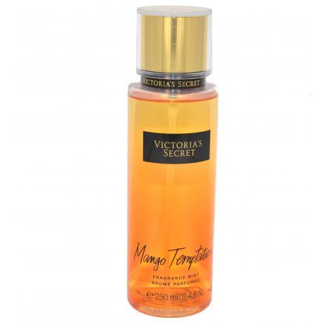 New Brume parfumée MANGO TEMPTATION Victoria's Secret fragrance body mist US USA