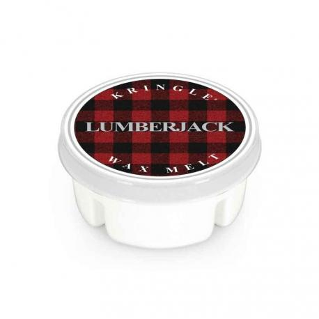 Cire parfumée LUMBERJACK Kringle Candle wax melt tart