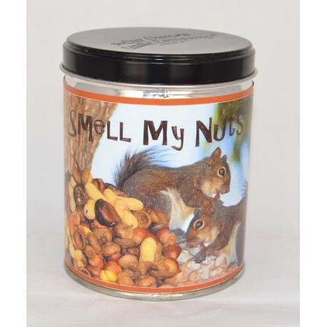 Bougie Tin Candle SMELL MY NUTS Our Own Candle Company