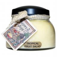 Bougie parfumée Mama Jar TROPICAL FRUIT SALAD A Cheerful Giver candle US USA