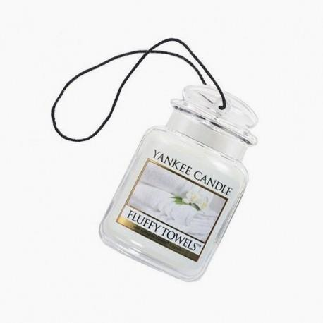 Car Jar Ultimate  FLUFFY TOWELS Yankee Candle