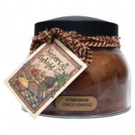 Mama Jar HOMEMADE GINGERBREAD A Cheerful Giver