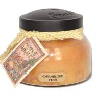 Mama Jar CARAMELIZED PEAR A Cheerful Giver