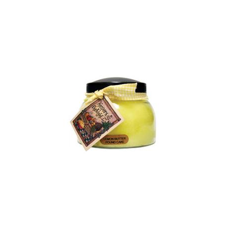 Bougie parfumée Mama Jar LEMON BUTTER POUND CAKE A Cheerful Giver candle US USA
