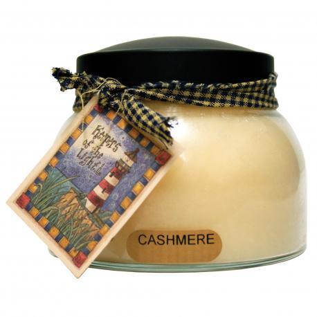 Bougie parfumée Mama Jar CASHMERE A Cheerful Giver candle US USA