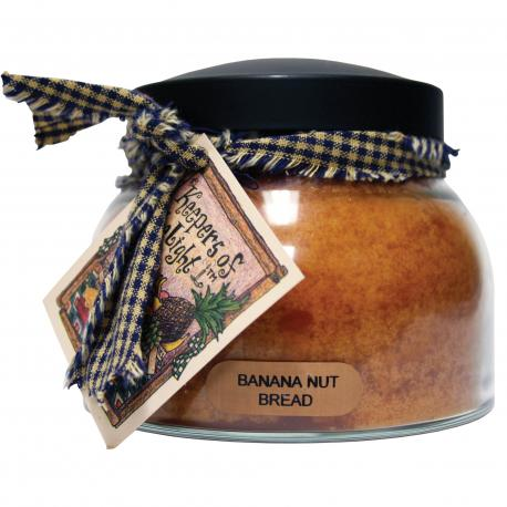 Bougie parfumée Mama Jar BANANA NUT BREAD A Cheerful Giver candle US USA