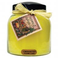 Papa Jar LEMON BUTTER POUND CAKE A Cheerful Giver