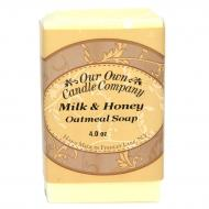 Savon parfumé MILK & HONEY Our Own Candle Company soap US USA