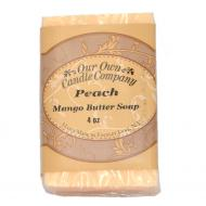 Savon parfumé PEACH Our Own Candle Company