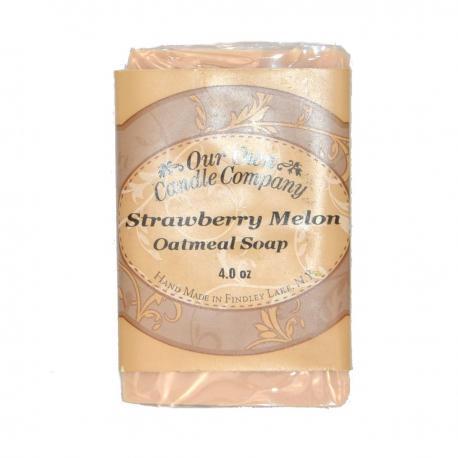 Savon parfumé STRAWBERRY MELON Our Own Candle Company