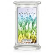 Grande Jarre 2 mèches DEWDROPS Kringle Candle