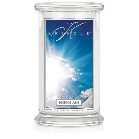 Grande Jarre 2 mèches FRESH AIR Kringle Candle