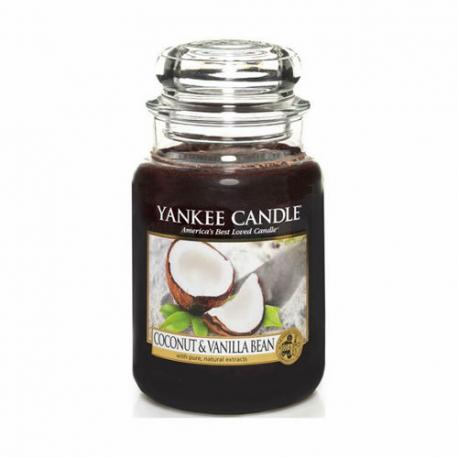 Grande Jarre COCONUT AND VANILLA BEAN Yankee Candle