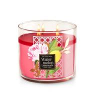 Bougie 3 mèches WATERMELON LEMONADE Bath and Body Works candle US USA