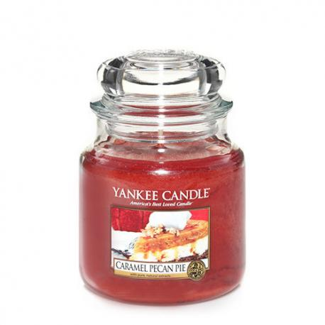 Moyenne Jarre AUTUMN LEAVES Yankee Candle
