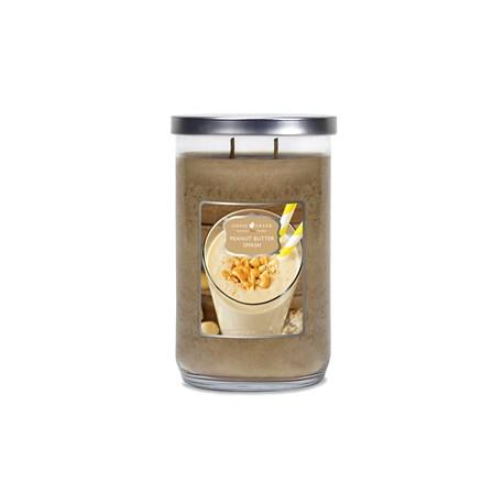Tumbler 2 mèches PEANUT BUTTER SMASH Goose Creek Candle