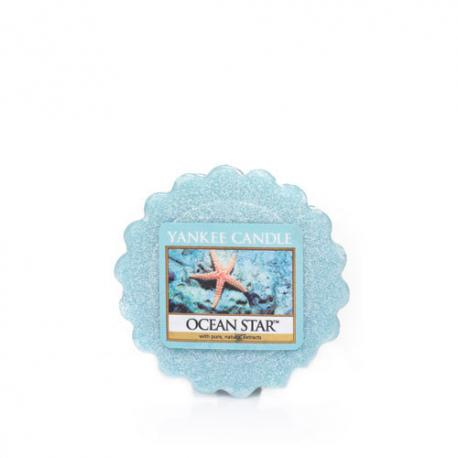 Tartelette OCEAN STAR Yankee Candle wax tart US USA