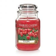 Grande Jarre TULIPS Yankee Candle exclu US USA