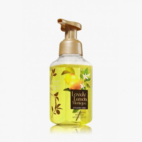 Savon mousse LOVELY LEMON MERINGUE Bath and Body Works Hand Soap