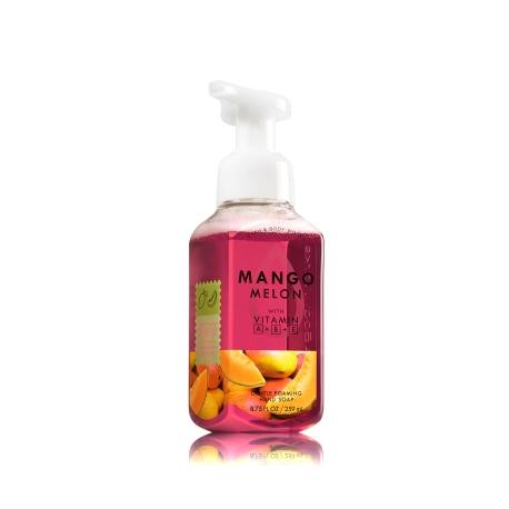Savon mousse MANGO MELON Bath and Body Works Hand Soap