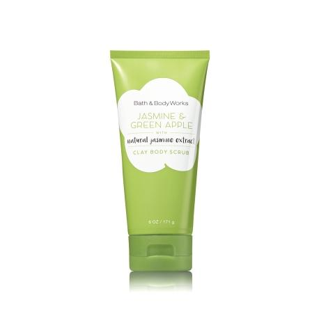 Gommage pour le corps JASMIN & GREEN APPLE Bath and Body Works body scrub US USA