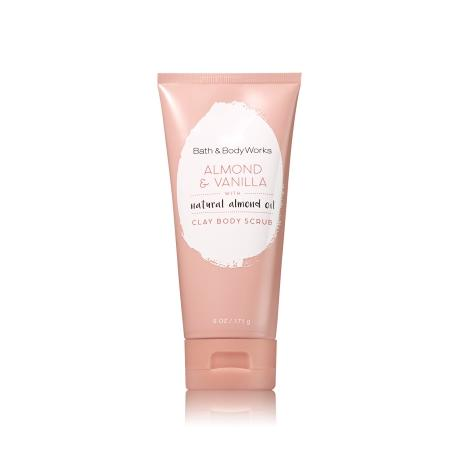 Gommage pour le corps ALMOND & VANILLA Bath and Body Works body scrub US USA