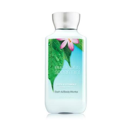 Lait pour le corpsEUCALYPTUS SPEARMINT Bath and Body Works body lotion US USA