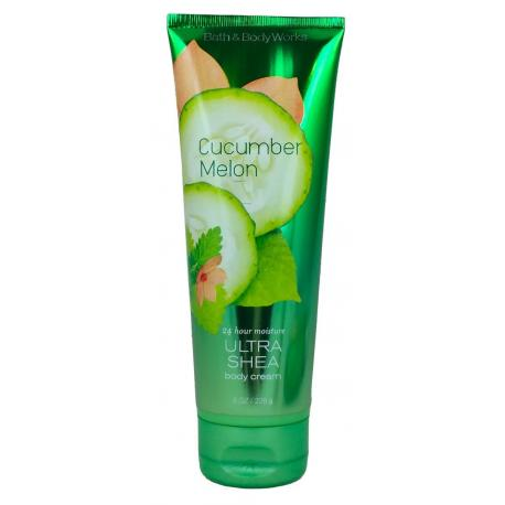 Crème pour le corps CUCUMBER MELON Bath and Body Works body cream US USA