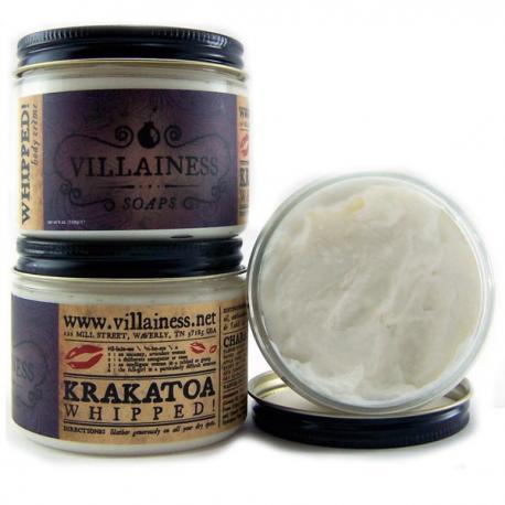Crème Whipped! KRAKATOA Villainess Soaps