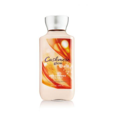 Lait pour le corps CASHMERE GLOW Bath and Body Works body lotion US USA