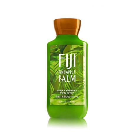 Lait pour le corps FIJI PINEAPPLE PALM Bath and Body Works body lotion US USA