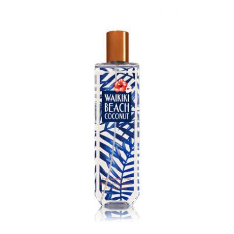Brume parfumée WAIKIKI BEACH COCONUT Bath and Body Works fragrance body mist US USA