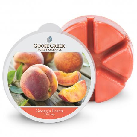 Cire parfumée GEORGIA PEACH Goose Creek Candle