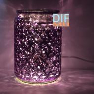 Brûleur de cire parfumée électrique MERCURY PURPLE violet wax warmer