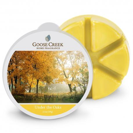 Cire parfumée UNDER THE OAKS Goose Creek Candle US USA