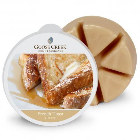 Cire parfumée FRENCH TOAST Goose Creek Candle US USA
