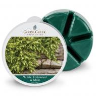 Cire parfumée WHITE TAEKWOOD & MOSS Goose Creek Candle wax melt US USA