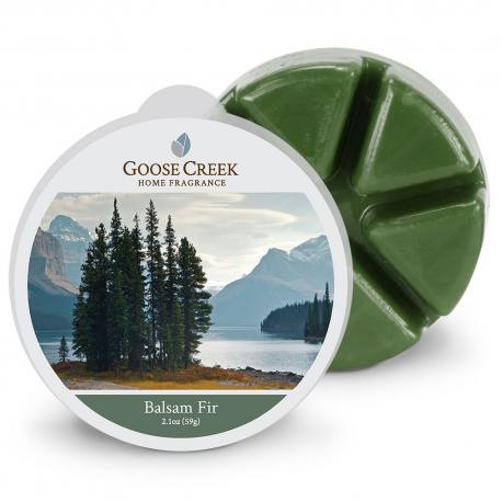 Cire parfumée BASALM FIR Goose Creek Candle wax melt US USA