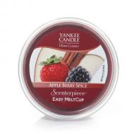 Easy Meltcup APPLE BERRY SPICE Yankee Candle exclu US USA