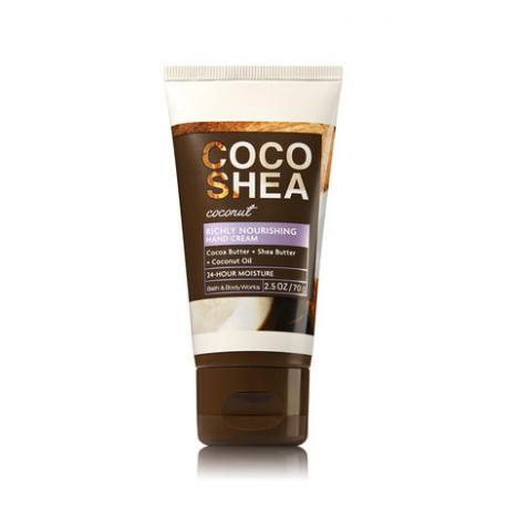 Crème pour les mains COCOSHEA COCONUT Bath and Body Works