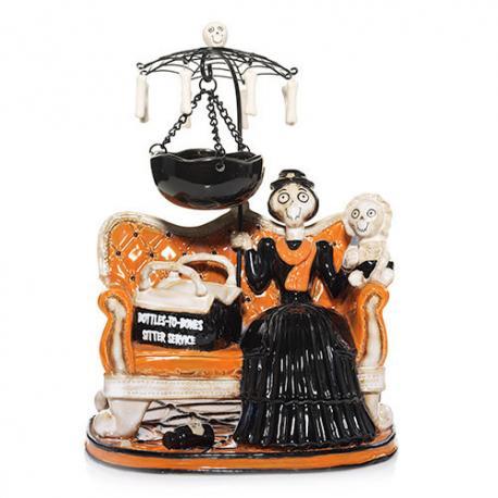Brûleur de tartelettes BONEY BUNCH SCARY POPPINS Yankee Candle Halloween US USA